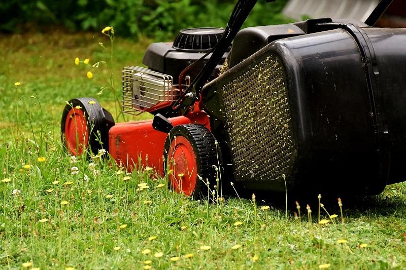 Košnja trave na velikim površinama